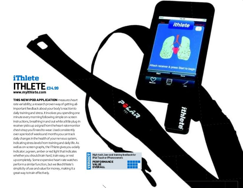 Triathlon Plus Magazine review