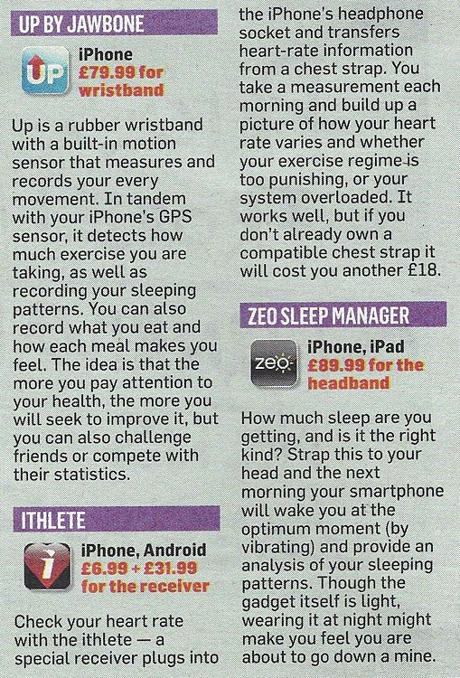 Sunday Times Top Apps review