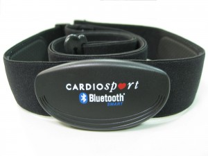 Cardiosport Bluetooth Smart HRM strap