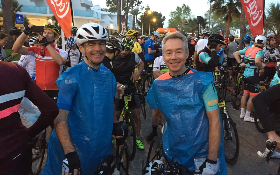 HRV response and other lessons from a long Gran Fondo