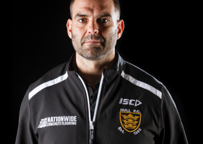 Paul Hatton, Head of High Performance, Hull FC Rugby Club